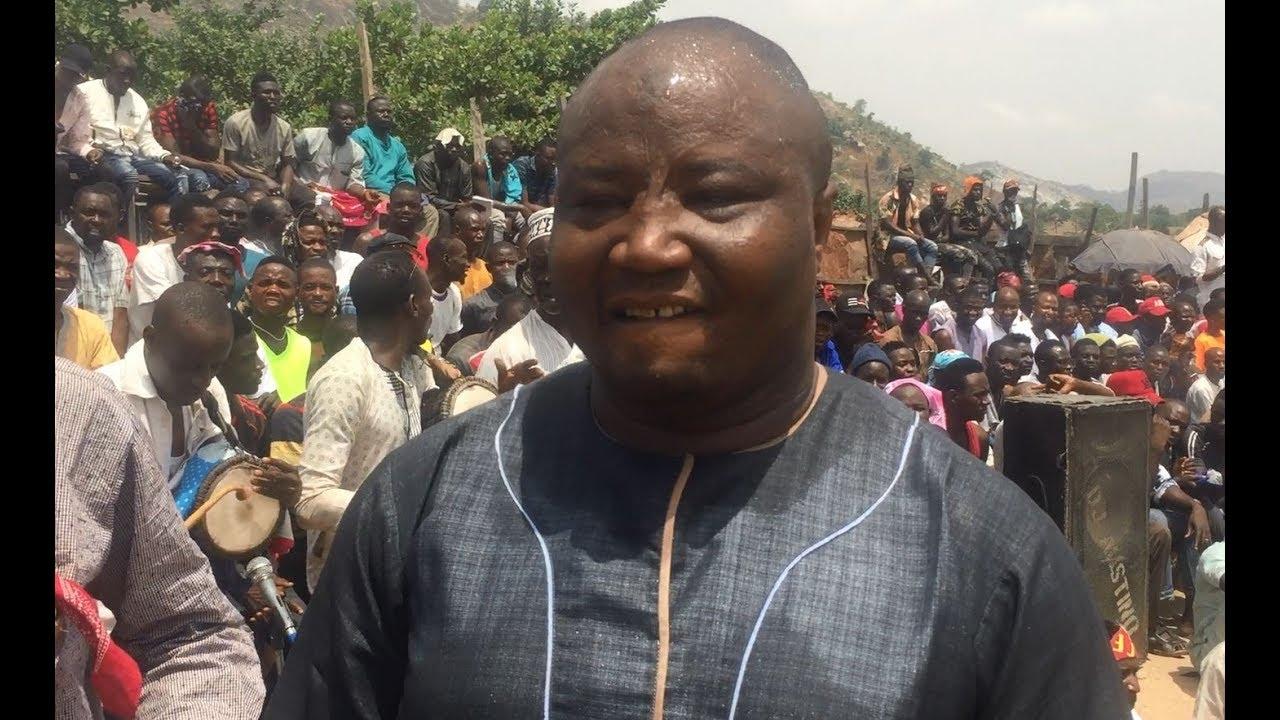 Download Sanin gidan Dan Kande wakar da aka yi masa a Dei-Dei Abuja, Nigeria