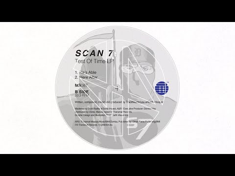 Premiere: Scan 7 - Sunday On A Saturday (Original Mix) [Transmat Records]