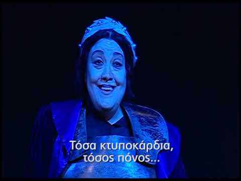 "Tancerdi   G.Rossini   "" Di tanti palpiti "" ,   Marita Paparizou , contralto"