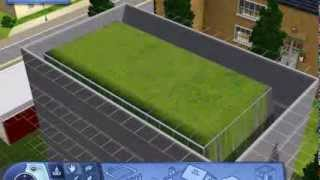 sims 3 - how to build a skyscraper - step by step.