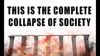 This is the COMPLETE COLLAPSE of Society! Check THIS Out!