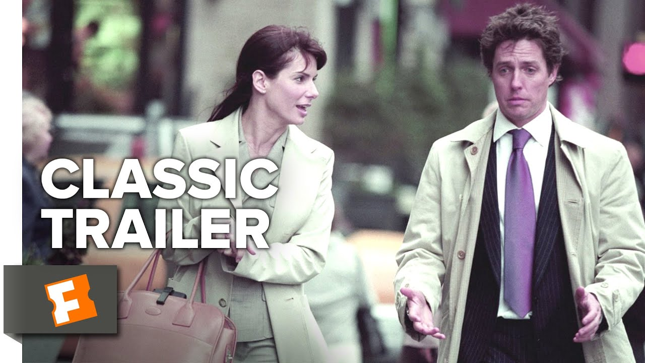 two weeks notice 2002 official trailer hugh grant sandra two weeks notice 2002 official trailer hugh grant sandra bullock movie hd