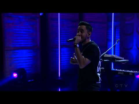Fort Minor - Welcome (Live 2015 at Conan O'Brien) [HD]