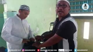 Sepeda Motor Misterius Parkir 4 Hari Di Halaman Masjid