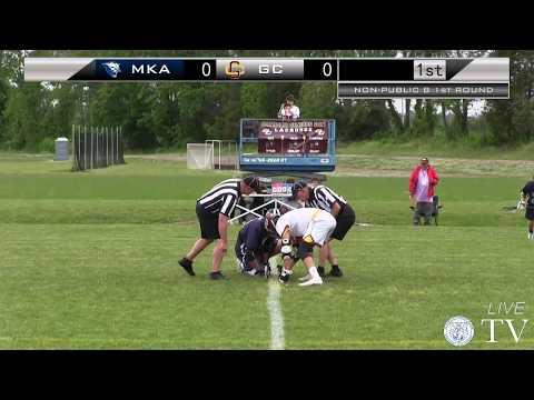 MKA at Gloucester Catholic - Boys Lacrosse - Non-Public B 1st Round