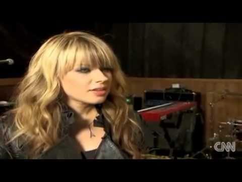 Michael Jackson's guitarist Orianthi Interview HD