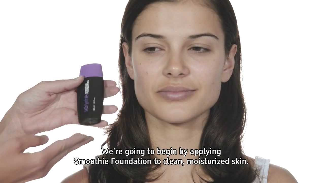 Oriflame Very Me Make-Up tutorial: de Perfecte Basis - YouTube