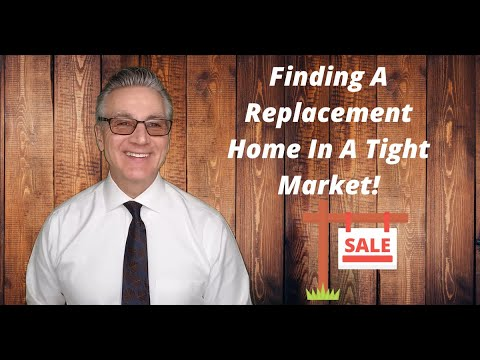 Finding A Replacement Home