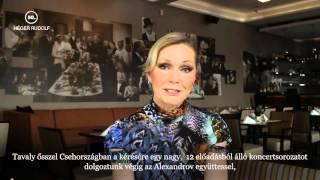Helena Vondráčková podporuje Rudolfa Hégera č.50 na kandidátke strany MOST-HÍD