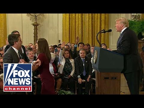 CNN's Jim Acosta banned from White House