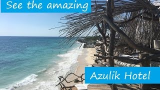 Video Get the insiders look at the amazing Azulik Hotel in Tulum download MP3, 3GP, MP4, WEBM, AVI, FLV Agustus 2018