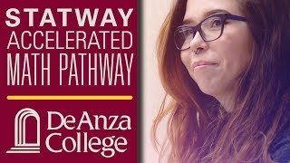 DEANZACOLLEGE The STATWAY is a two-quarter alternative to the 3-qua...
