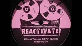 Greg Wilson - Gotta Keep Workin It  (greg wilson edit)