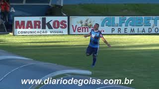 Goianão 2018: Nonato marca duas vezes e Aparecidense vence de virada o Anápolis