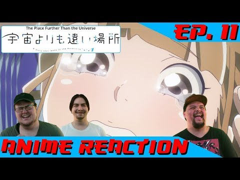 THE TRUTH COMES OUT | Anime Reaction: Sora Yori mo Tooi Basho Ep. 11
