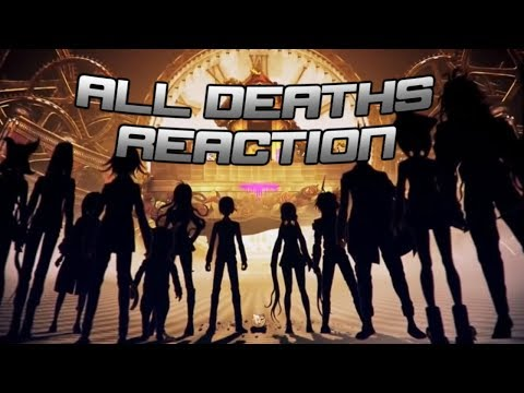 DANGANRONPA V3! ALL DEATHS & EXECUTIONS Reaction! [M] [SPOILERS]