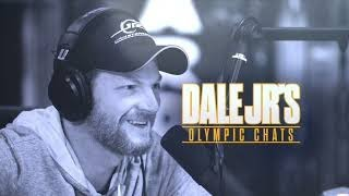 NASCAR legend Dale Earnhardt Jr. chats with USA Rugby's Perry Baker   Dale Jr's Olympic Chats