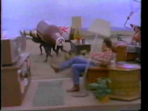 Rainier Beer Roundup 1984 TV commercial
