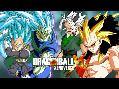 Full download dbxv mod goku super saiyan 5 vs xicor - Goku vs vegeta super saiyan 5 ...