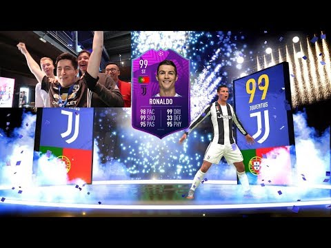 ICON + OTW РОНАЛДУ В ПАКЕ || RONALDO IN A PACK || ICON IN A PACK