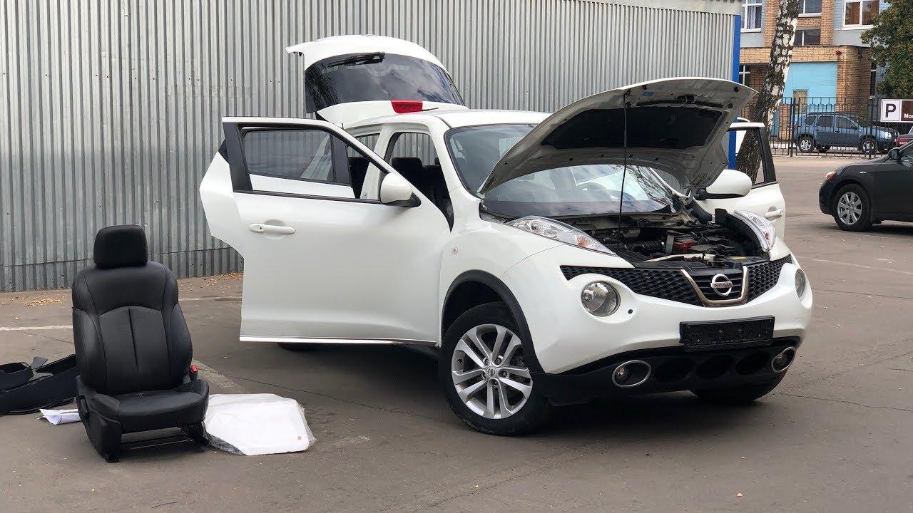 Официальный АВТОХЛАМ! Цена ОШИБКИ - 600.000р! Nissan Juke