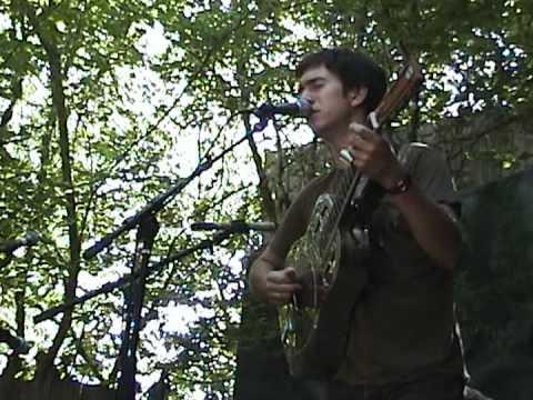 David Jacobs-Strain Plays the Blues