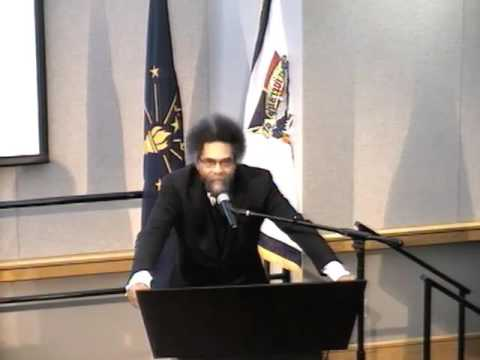 "Dr. Cornel West -  ""The Profound Desire for Justice"""