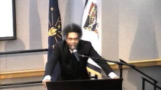 dr cornel west the profound desire for justice
