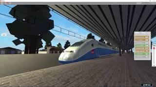 TGV Duplex Departure | Terminal Railways | Roblox