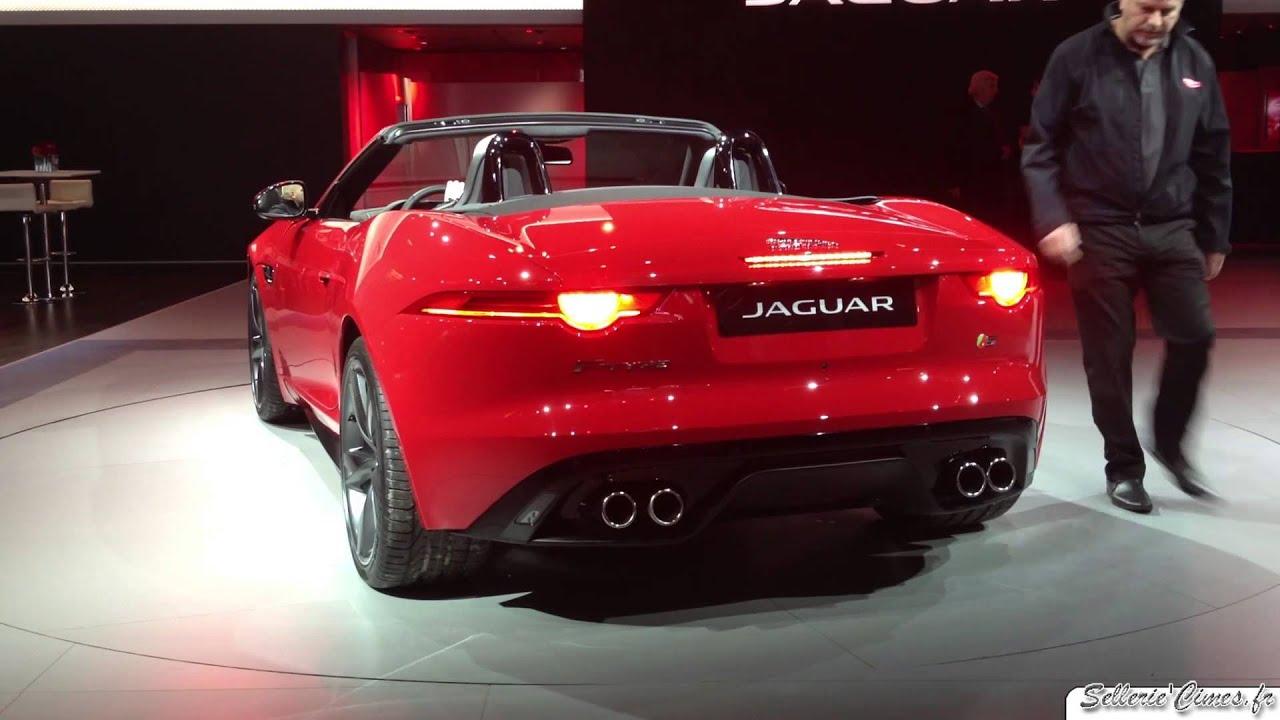 jaguar f type v8 s exhaust sound high revs youtube. Black Bedroom Furniture Sets. Home Design Ideas