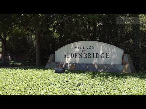 Villa de Alden Bridge en The Woodlands Texas