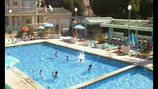 La Marina Hillside Aqua Park Nr Alicante.MP4