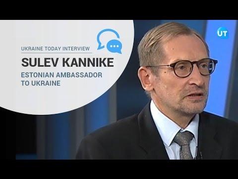 'We consider Russia an unpredictable neighbour' - Estonian Ambassador to Ukraine