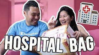 Ang Aming HOSPITAL BAG #TheJKVlogs | Kris Lumagui
