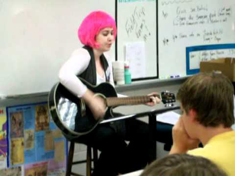 Student Teacher remakes Gaga's