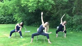 Gentle Chair Yoga 30 min