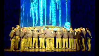 Coro Cima Verde - Alma llanera (Gutierrez - Ardiente)