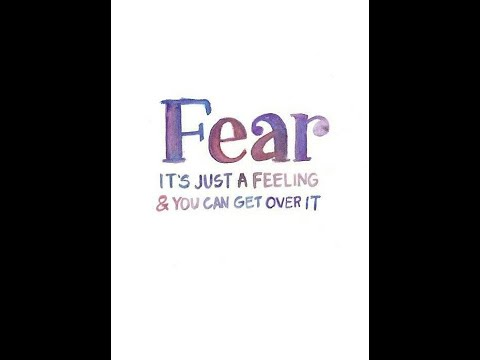 Dealing with FEAR | Geeta B Bhansali
