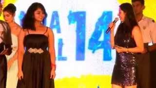Deipti Dewan Harwani -Anchor & MC hosting the NDA Ball Autumn …