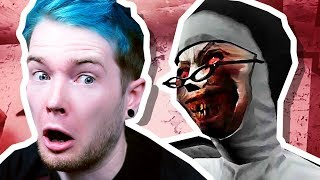 THIS GAME IS HARDER THAN GRANNY! | Evil Nun