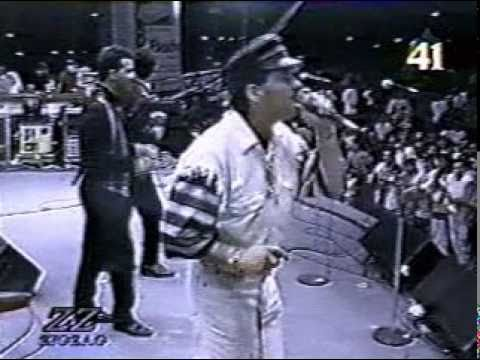 FRANKIE RUIZ - La cura (video inédito)