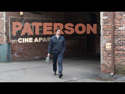 Conjunto de clip de película Paterson