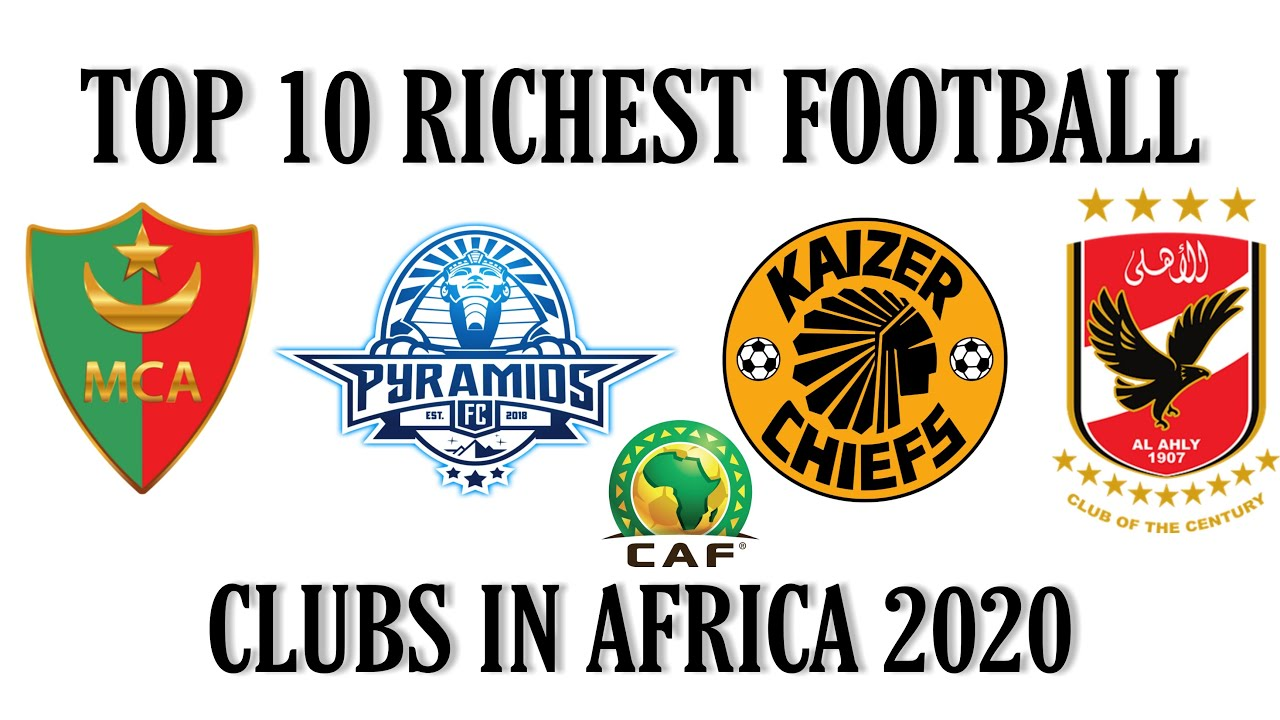 Top 10 Richest Football Clubs in Africa 2020
