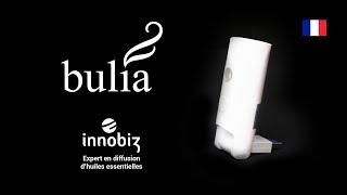 Diffuseur d'huiles essentielles Bulia