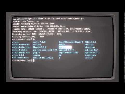 Installing OpenCV 3 1 0 on Linux | EMBEDONIX