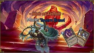 Hearthstone - Tavern Brawl Stories #38 - Idols of Azeroth - Rogue
