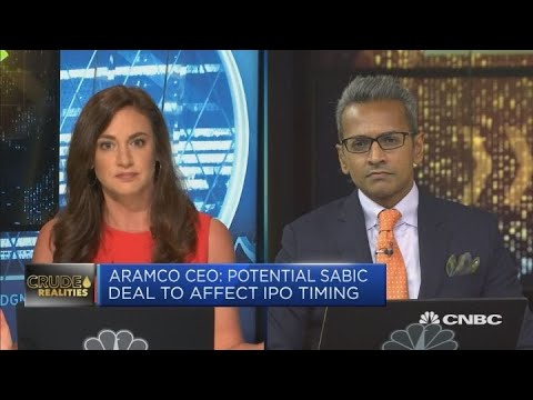 JPMorgan and Morgan Stanley reportedly to advise on Saudi Aramco's SABIC deal | Capital Connection