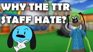 Why don't people like the TTR Staff?? (Road to 136)