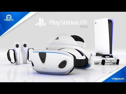 Playstation Vr 2 Psvr 2 Concept Trailer Sony Vr4player Youtube
