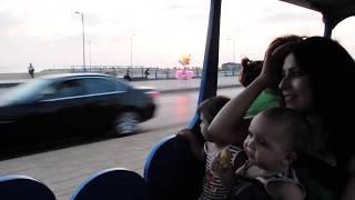 Summer weekend fun in Tartus, Syria